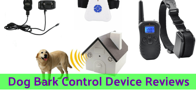 Dog Barking Control Devices - Reviews